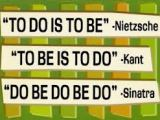 Do Be Do BeDo