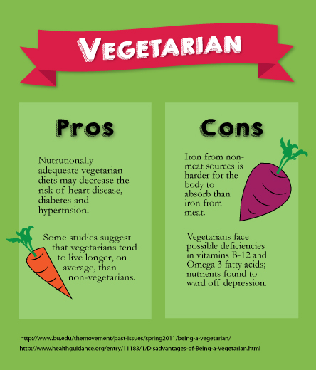 pro and cons of vegan diet
