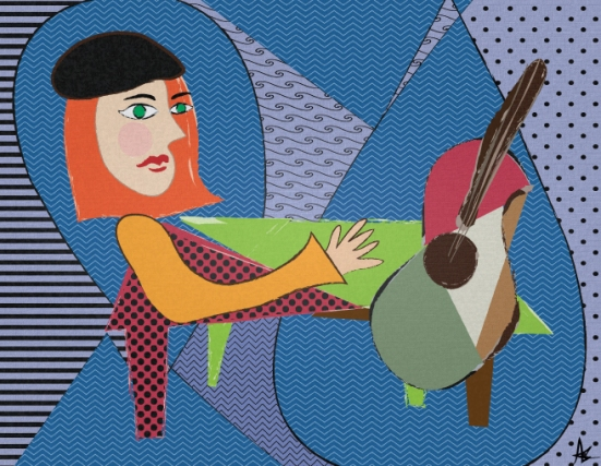 Cubism-lady-with-guitar2
